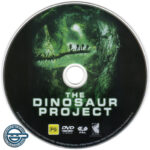 The Dinosaur Project (2012) R4 DVD Label