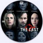 The East (2013) R0 Custom CD Cover