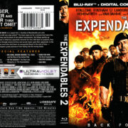 The Expendables 2 (2012) Blu-ray Front