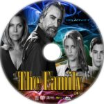 The Family (2013) R1 Custom CD Cover