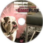 The Game Plan (2007) Custom DVD Labels