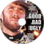 The Good The Bad and the Ugly (1966) R1 Custom CD Cover
