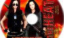 The Heat (2013) Custom DVD Label
