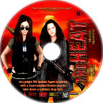 The Heat (2013) Custom DVD Label