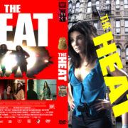 The Heat (2013) R1 Custom DVD Cover