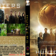 The Hunters (2013) R1 Custom DVD Cover