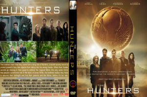 The Hunters dvd cover
