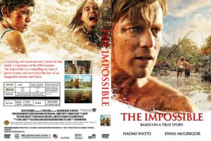 The Impossible (2012) Front Custom