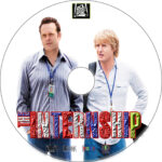 The Internship (2013) R1 Custom DVD Labels
