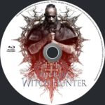 The Last Witch Hunter (2015) Custom Blu-Ray Label