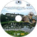 The Notebook (2004) R1 Custom CD Cover