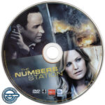 The Numbers Station (2013) R4 DVD Label