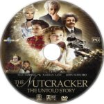 The Nutcracker: The Untold Story (2009) R1 Custom CD Cover