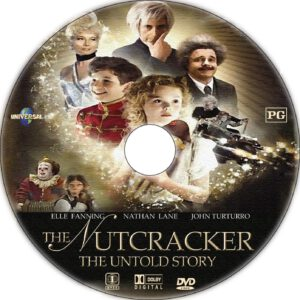 the nutcracker the untold story cd cover