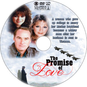 THE PROMISE OF LOVE DVD LABEL