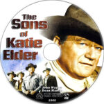 The Sons of Katie Elder (1965) R1 Custom CD Cover