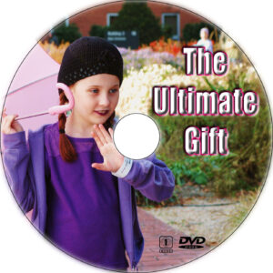 the ultimate gift dvd label