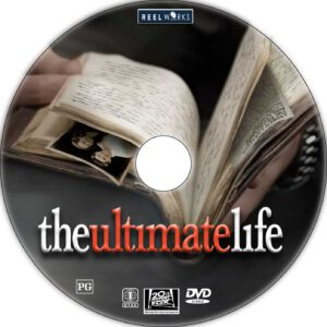 the ultimate life cd cover