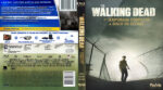 The Walking Dead (2013) Brasil Blu-Ray DVD Cover