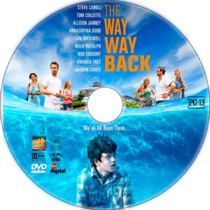 the way way back dvd label