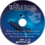 Whale Rider (2002) R1 Custom CD Cover