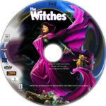 The Witches (1990) R1 Custom CD Cover