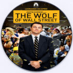The Wolf of Wall Street (2013) Custom CD Cover
