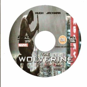 The Wolverine Custom Disc