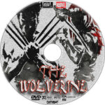 The Wolverine (2013) R1 Custom DVD Labels