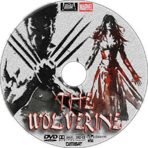 the wolverine dvd label