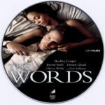 The Words (2012) R0 Custom DVD Label