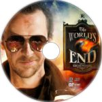 The World's End (2013) R1 Custom DVD Label