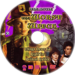 the worst witch cd cover