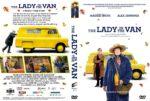 The Lady In The Van (2016) R0 CUSTOM