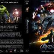 The Avengers (2012) R0 CUSTOM