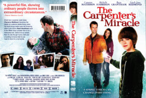 The Carpenter's Miracle dvd cover