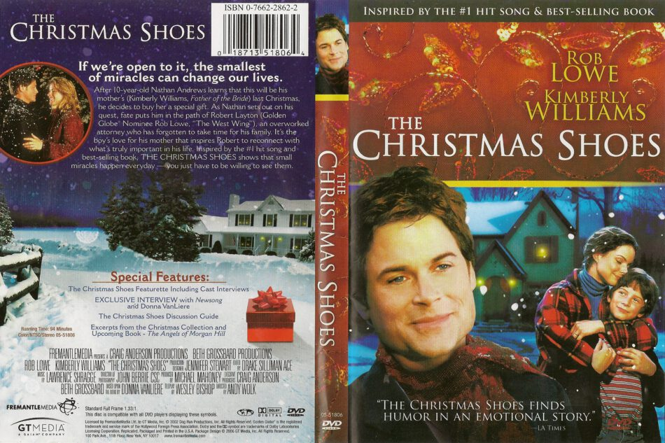 The Christmas Shoes 2002 Fs R1