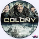 The Colony (2013) R0 Custom DVD Label