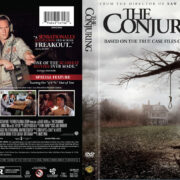 The Conjuring (2013) R1 DVD Cover