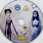 Corpse Bride (2005) Custom Covers + Posters