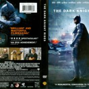 The Dark Knight Rises (2012) R1 - Front DVD Cover