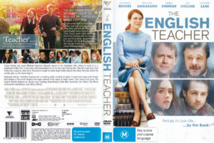 the english teacher dvd cover