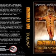 The Gingerdead Man Trilogy – Front DVD Cover