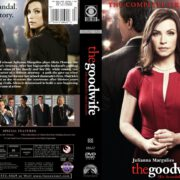 The good wife: Season one – Front DVD cover