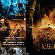 The Hobbit: The Desolation of Smaug (2013) Custom DVD Cover