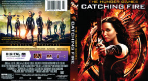 the hunger games catching fire dvd cover
