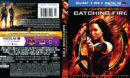 The Hunger Games: Catching Fire (2013) R1 Blu-Ray