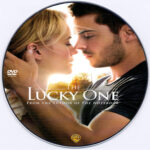 The Lucky One (2012) R0 Custom DVD Label