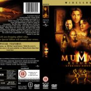The Mummy Returns SE R2 (2001)
