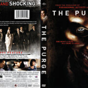 The Purge (2013) R1 DVD Cover
